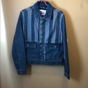 Men's Tommy Hilfiger Jean jacket size small